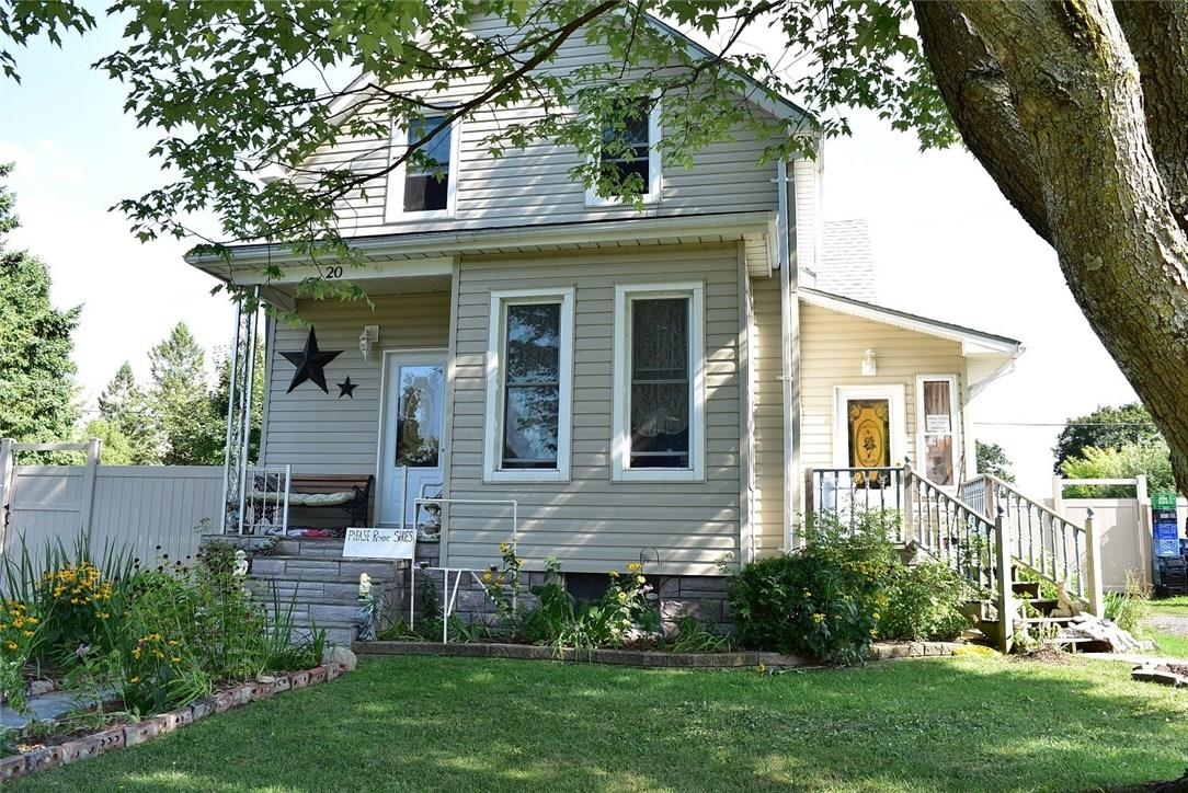 Real Estate Listing 20 BROUSE DRIVE Iroquois K0E1K0